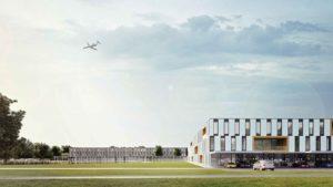 Siedziba oraz kampus Polskiej Agencji Żeglugi Powietrznej