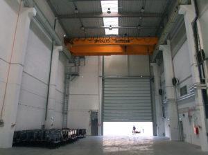 Centrum turbin gazowych - zespół hal technicznych z zapleczem biurowym przy Al. Krakowskiej