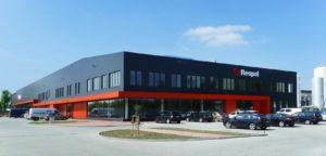 Budynek magazynowy z częścią biurową przy ul. Bukowieckiej