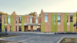 Dom Ronalda McDonalda - Hotel dla rodziców chorych dzieci przy Uniwersyteckim Szpitalu Dziecięcym